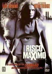 Risco Máximo - Poster / Capa / Cartaz - Oficial 3