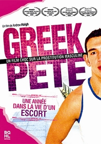 Greek Pete - Poster / Capa / Cartaz - Oficial 5