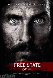 Um Estado de Liberdade - Poster / Capa / Cartaz - Oficial 2