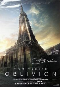 Oblivion - Poster / Capa / Cartaz - Oficial 6