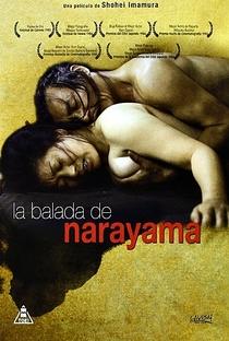 A Balada de Narayama - Poster / Capa / Cartaz - Oficial 4