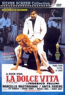 A Doce Vida - Poster / Capa / Cartaz - Oficial 17