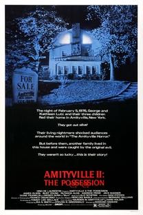 Amityville 2 - A Possessão - Poster / Capa / Cartaz - Oficial 1