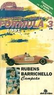 Garra Brasileira - Campeonato Inglês de Formula 3 (Campeonato Inglês de Formula 3)