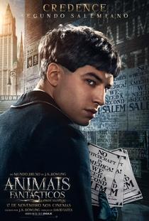 Animais Fantásticos e Onde Habitam - Poster / Capa / Cartaz - Oficial 33