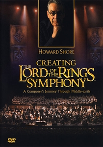 Howard Shore: Creating the Lord of the Rings Symphony - Poster / Capa / Cartaz - Oficial 1