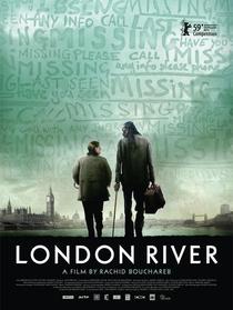London River - Destinos Cruzados - Poster / Capa / Cartaz - Oficial 4