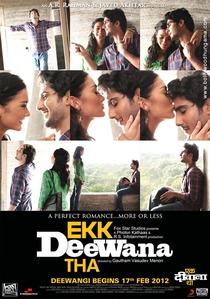 Ekk Deewana Tha - Poster / Capa / Cartaz - Oficial 4