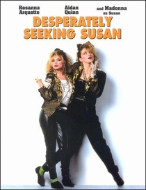 Procura-se Susan Desesperadamente - Poster / Capa / Cartaz - Oficial 5