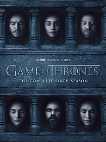 Game of Thrones (6ª Temporada) - Poster / Capa / Cartaz - Oficial 7