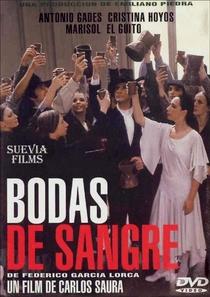 Bodas de Sangue - Poster / Capa / Cartaz - Oficial 2
