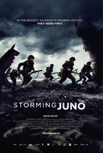 A Tomada da Praia Juno - Poster / Capa / Cartaz - Oficial 2