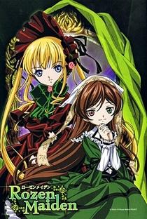 Rozen Maiden (1ª Temporada) - Poster / Capa / Cartaz - Oficial 5