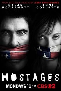 Hostages (1ª Temporada) - Poster / Capa / Cartaz - Oficial 1