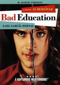 Má Educação - Poster / Capa / Cartaz - Oficial 2