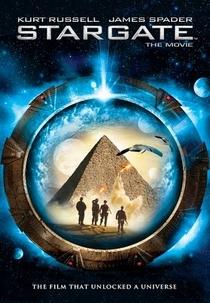Stargate - A Chave para o Futuro da Humanidade - Poster / Capa / Cartaz - Oficial 8