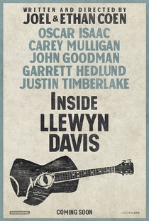 Inside Llewyn Davis - Balada de um Homem Comum - Poster / Capa / Cartaz - Oficial 3