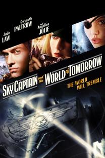 Capitão Sky e o Mundo de Amanhã - Poster / Capa / Cartaz - Oficial 8
