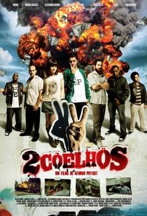 2 Coelhos - Poster / Capa / Cartaz - Oficial 3