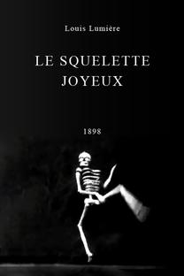 Le squelette joyeux - Poster / Capa / Cartaz - Oficial 1