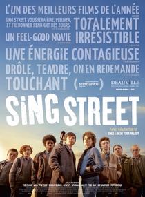Sing Street – Música e Sonho - Poster / Capa / Cartaz - Oficial 2