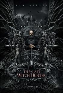 O Último Caçador de Bruxas - Poster / Capa / Cartaz - Oficial 1