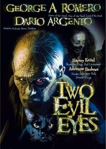 Dois Olhos Satânicos - Poster / Capa / Cartaz - Oficial 2