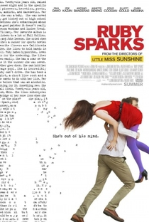 Ruby Sparks - A Namorada Perfeita - Poster / Capa / Cartaz - Oficial 1