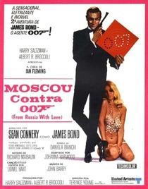 Moscou Contra 007 - Poster / Capa / Cartaz - Oficial 8