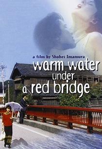 Água Quente Sob uma Ponte Vermelha - Poster / Capa / Cartaz - Oficial 3