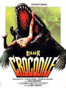 Crocodilo Assassino - Poster / Capa / Cartaz - Oficial 3
