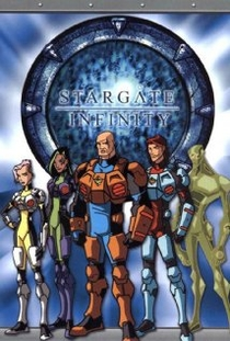 Stargate Infinity - Poster / Capa / Cartaz - Oficial 1