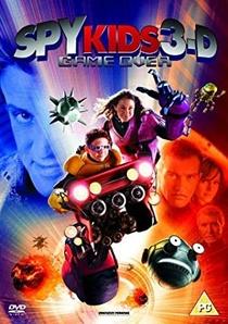 Pequenos Espiões 3D - Poster / Capa / Cartaz - Oficial 5