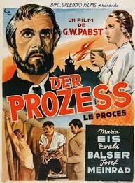 Der Prozeß - Poster / Capa / Cartaz - Oficial 1