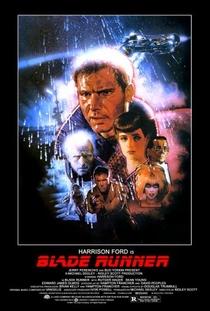 Blade Runner: O Caçador de Andróides - Poster / Capa / Cartaz - Oficial 4