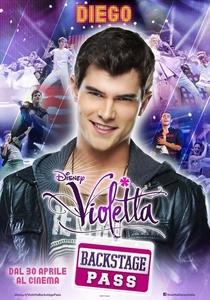 Violetta - O Show - Poster / Capa / Cartaz - Oficial 9