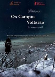 Os Campos Voltarão - Poster / Capa / Cartaz - Oficial 2