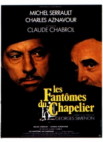 Os Fantasmas do Chapeleiro - Poster / Capa / Cartaz - Oficial 1