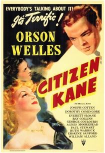 Cidadão Kane - Poster / Capa / Cartaz - Oficial 10