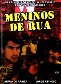 Meninos de Rua - Poster / Capa / Cartaz - Oficial 1