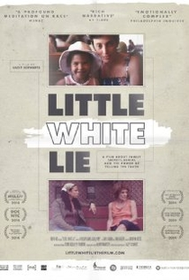 Little White Lie - Poster / Capa / Cartaz - Oficial 1