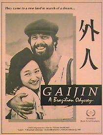 Gaijin - Caminhos da Liberdade - Poster / Capa / Cartaz - Oficial 4