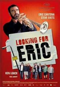 À Procura de Eric - Poster / Capa / Cartaz - Oficial 4