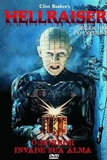 Hellraiser: Renascido do Inferno - Poster / Capa / Cartaz - Oficial 8