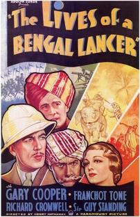 Lanceiros da Índia - Poster / Capa / Cartaz - Oficial 3