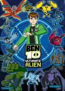 Ben 10: Supremacia Alienígena (1ª Temporada) - Poster / Capa / Cartaz - Oficial 1