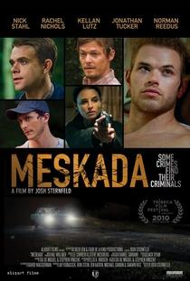 Meskada - Poster / Capa / Cartaz - Oficial 1