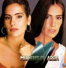 Mulheres de Areia - Poster / Capa / Cartaz - Oficial 12