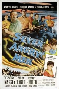 7 Homens Enfurecidos - Poster / Capa / Cartaz - Oficial 1