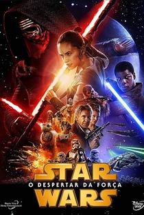 Star Wars, Episódio VII: O Despertar da Força - Poster / Capa / Cartaz - Oficial 39